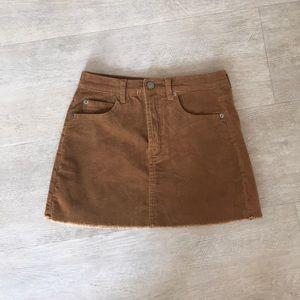 Brandy Melville Skirts - Tawny Skirt